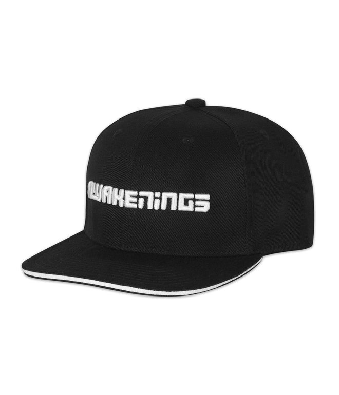 Awakenings Snapback Black