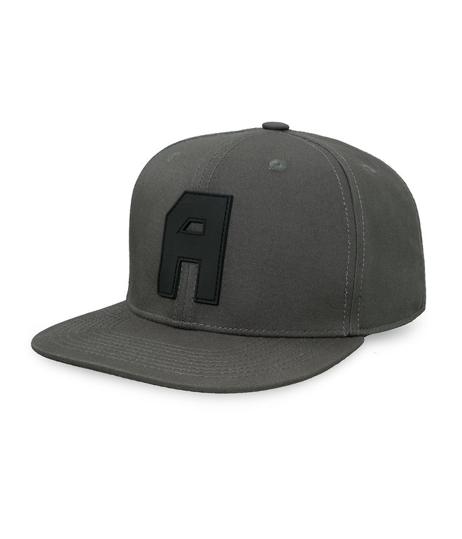 Awakenings snapback grey/black