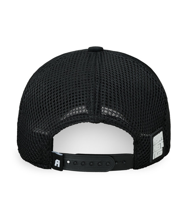 Awakenings baseball cap black/white