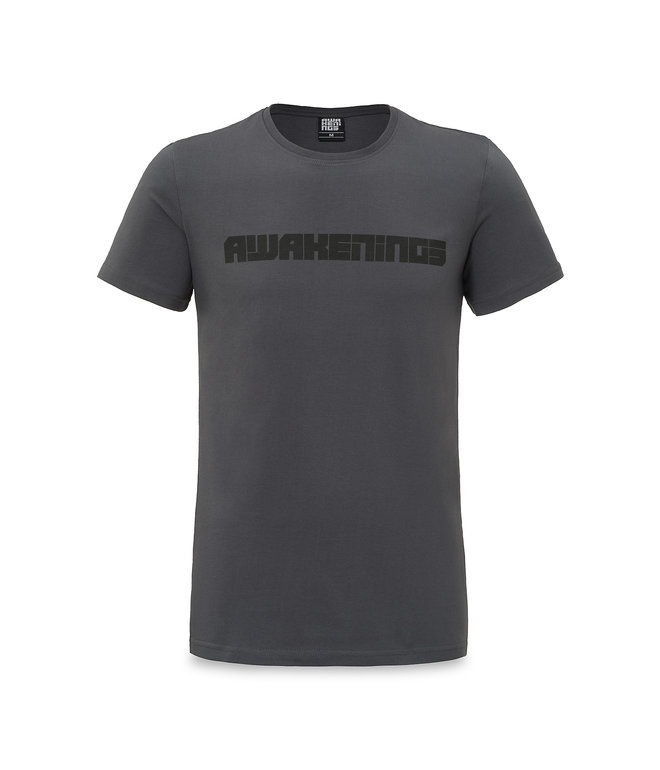 Awakenings t-shirt anthracite/black