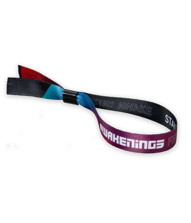 Awakenings woven bracelet