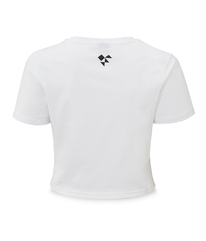 Awakenings short tee white