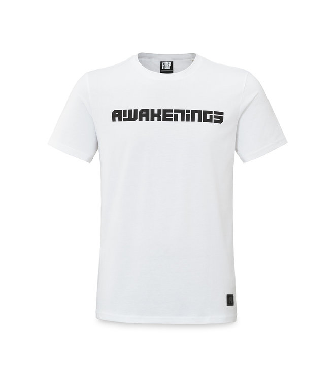 Awakenings t-shirt white