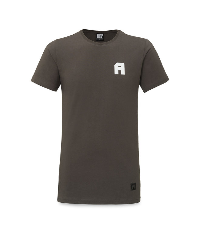 Awakenings long t-shirt anthracite