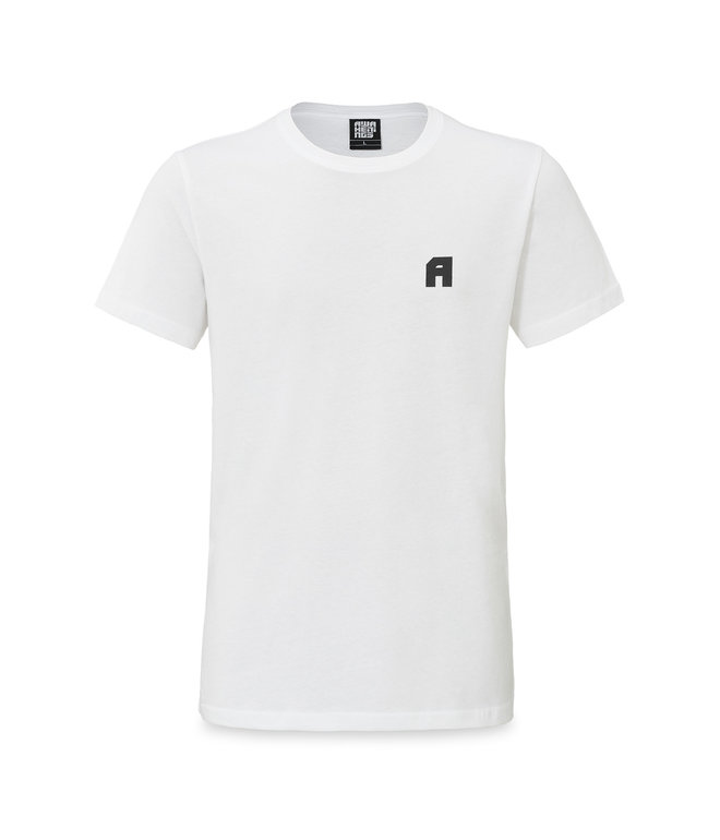 Awakenings t-shirt white/black