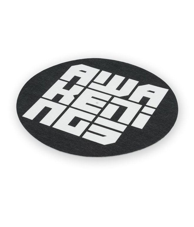 Awakenings turntable slipmat