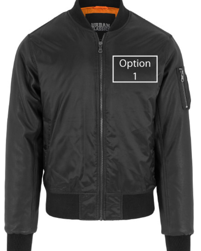 DOPE ON COTTON Premium embroidery Bomberjackets