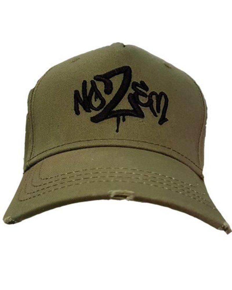 DOPE ON COTTON Trucker destroyed NOZEMS