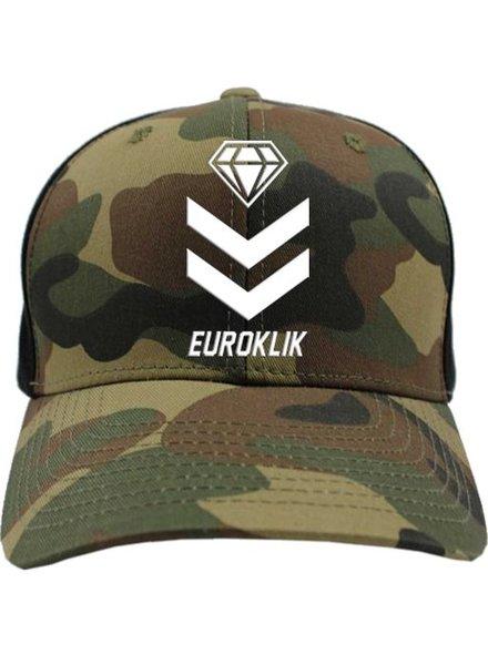 EUROKLIK EUROKLIK Truckercap camo military