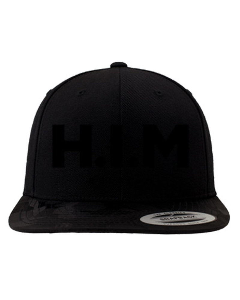 Offical H.I.M shop H.I.M camo snapback