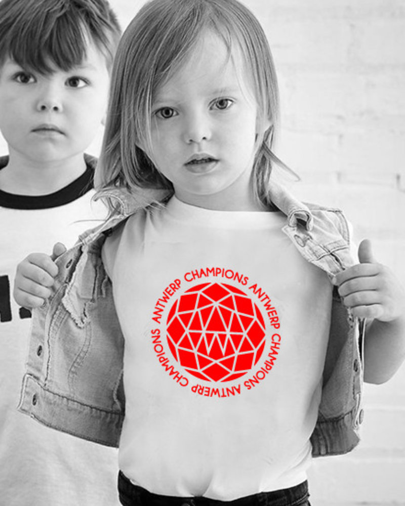 AW ANTWERP Antwerp Diamond Champ T-shirt kids