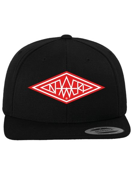 AW ANTWERP Premium Snapback AW Ruit red