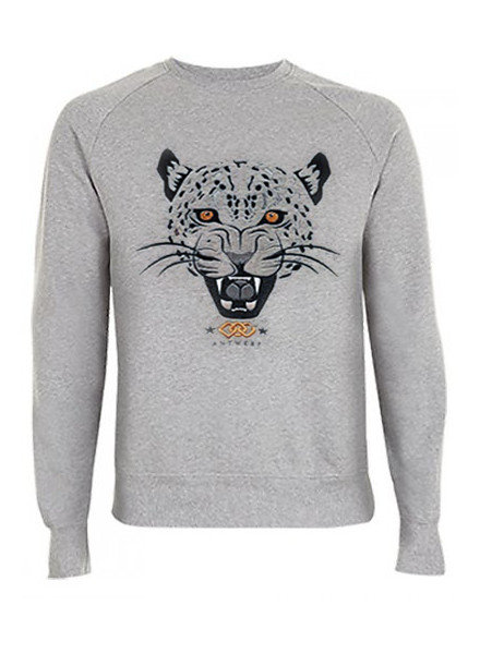 DOPE ON COTTON Grey Jaguar Antwerp