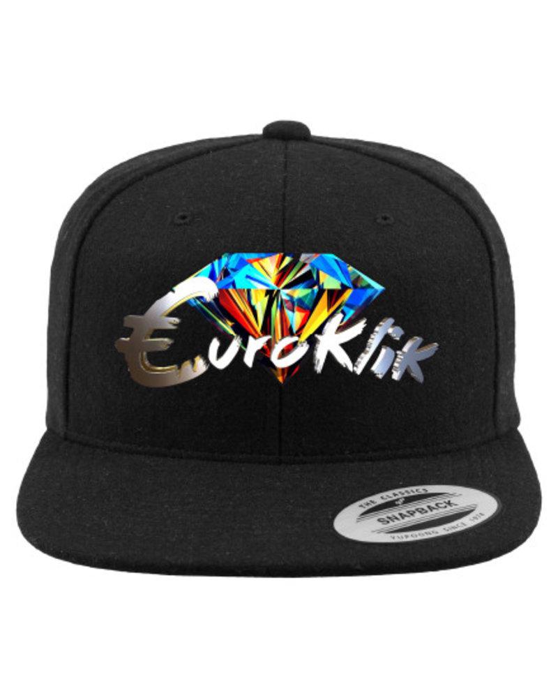 EUROKLIK EUROKLIK Color Diamond Snapback