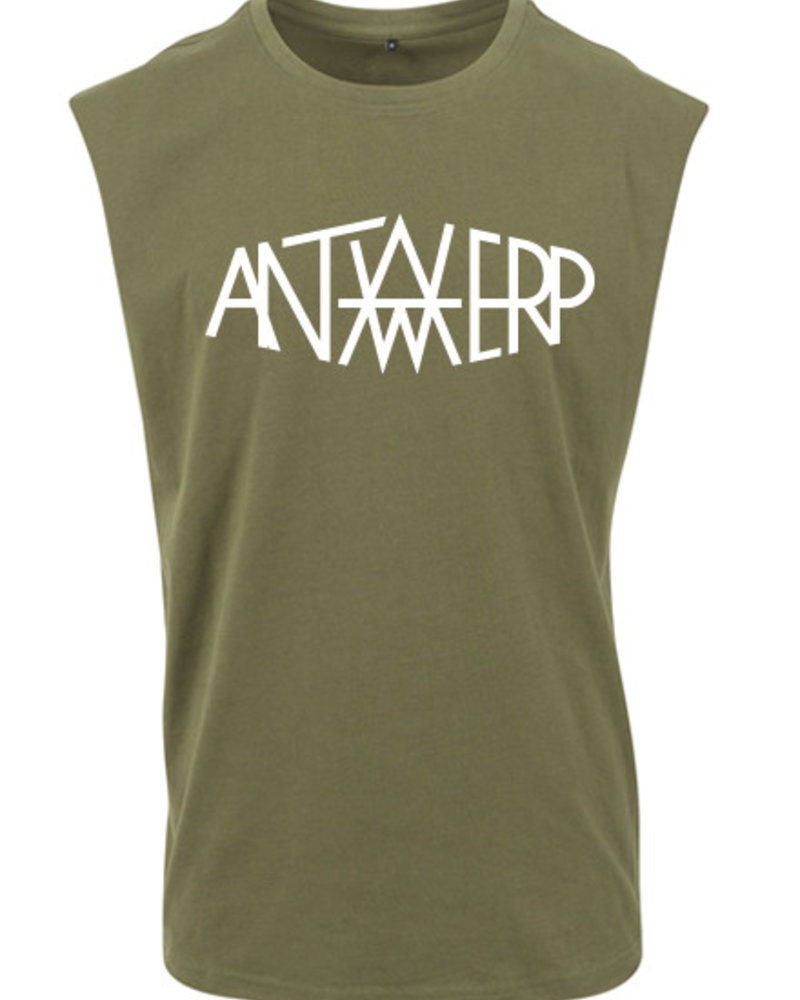 AW ANTWERP AW sleeveless Tee