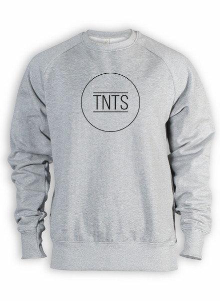 TNTS TNTS - sweater grey