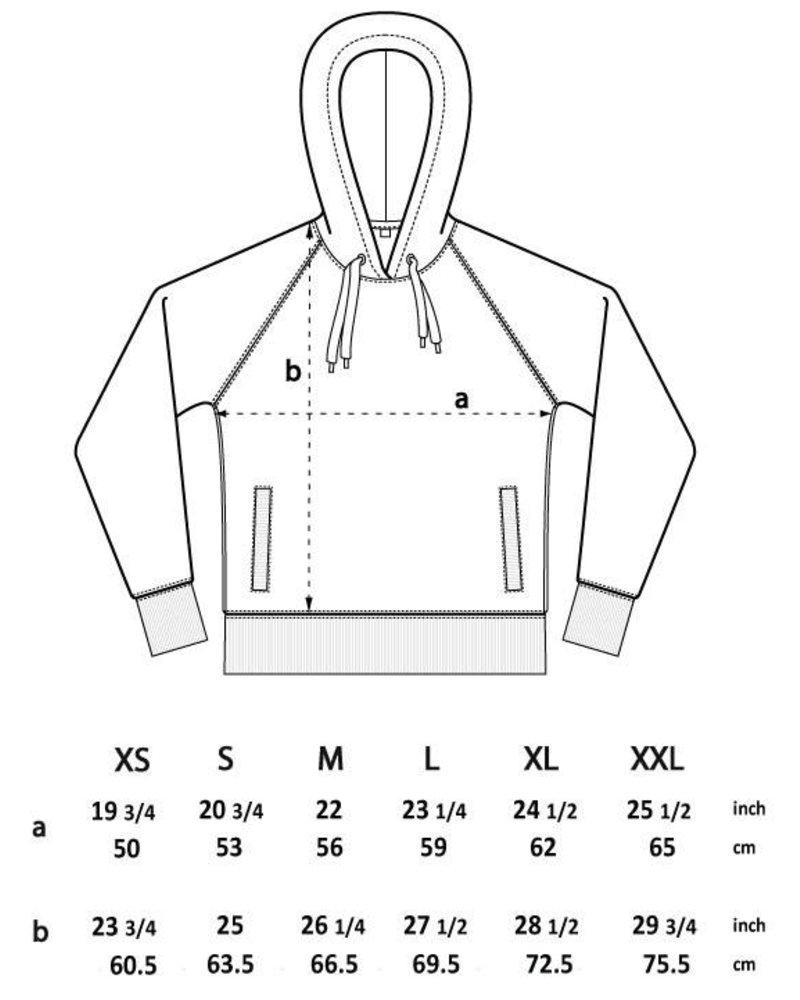 AW ANTWERP Hooded sweater - AW ANTWERP HEXA