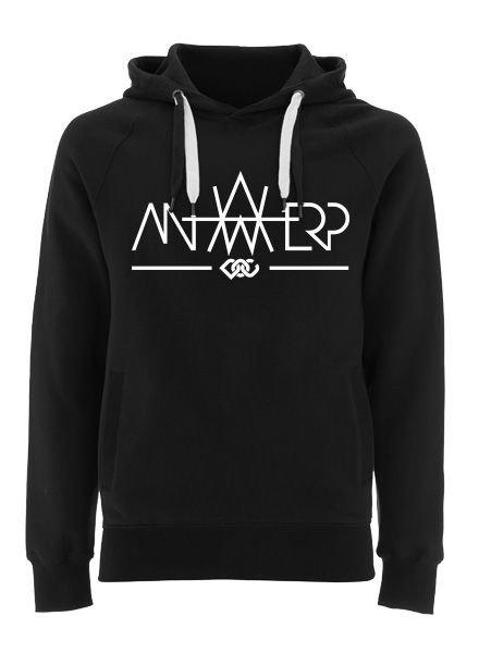 AW ANTWERP Hooded sweater - AW ANTWERP BASELINE