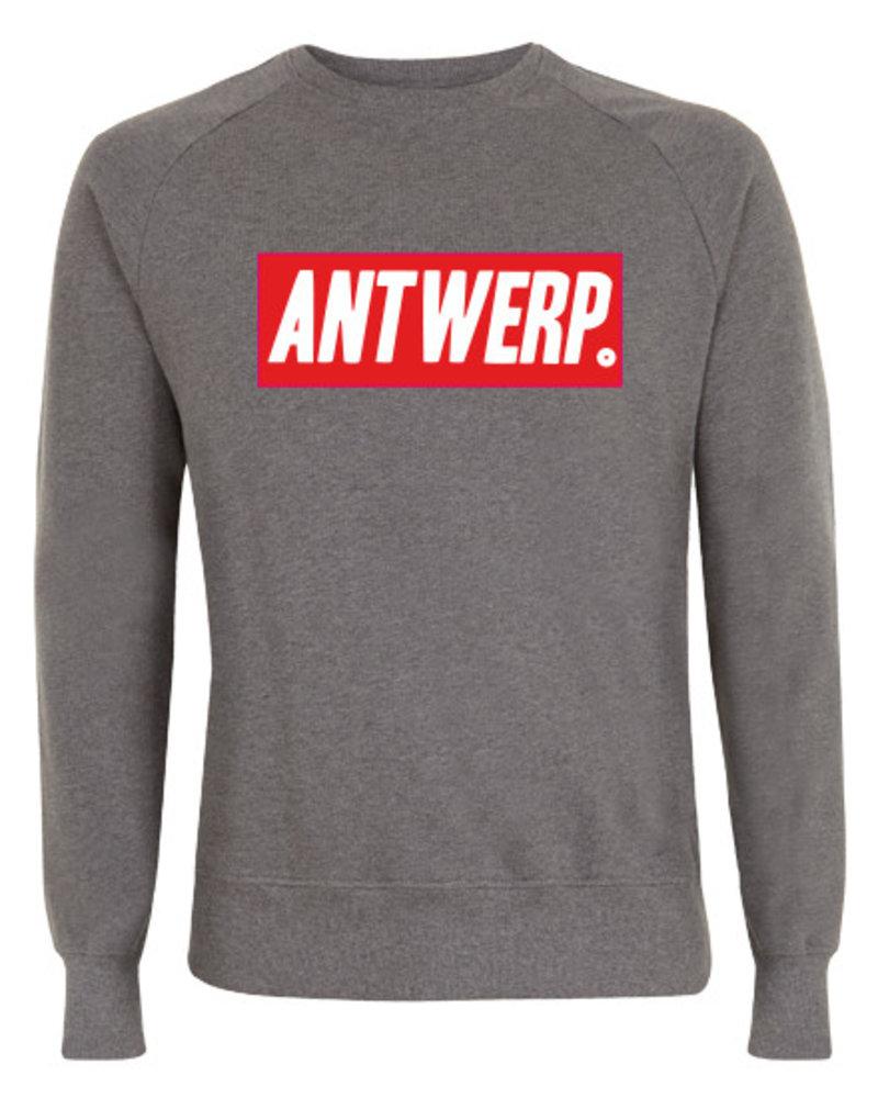 AW ANTWERP sweater - ANTWERP red box