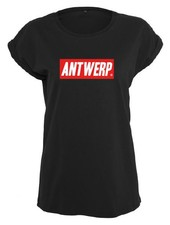 AW ANTWERP T-shirt ladies AW REDBOX