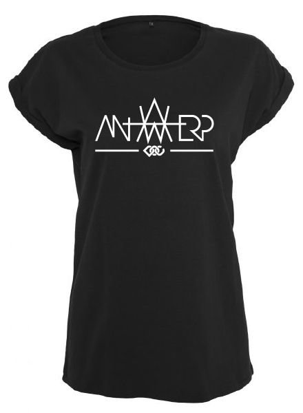 AW ANTWERP T-shirt ladies AW Antwerp  - baseline