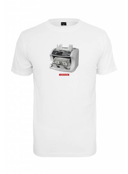 DOPE ON COTTON Cashcounter Tee