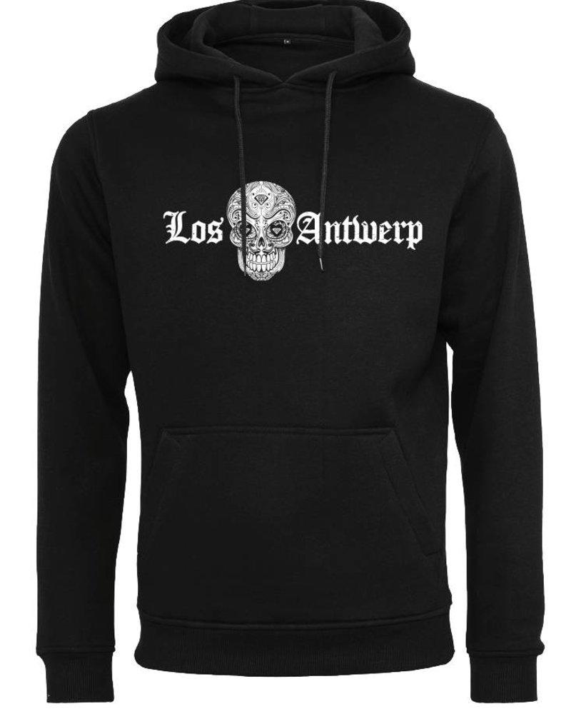 AW ANTWERP Hoodie Los Antwerp skull
