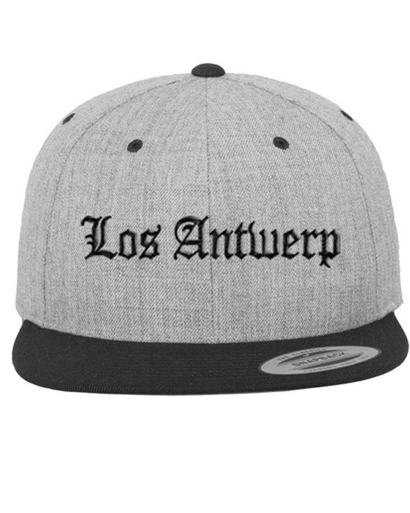 AW ANTWERP Los Antwerp snapback 3d embroidery