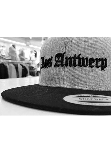 AW ANTWERP Los Antwerp snapback 3d