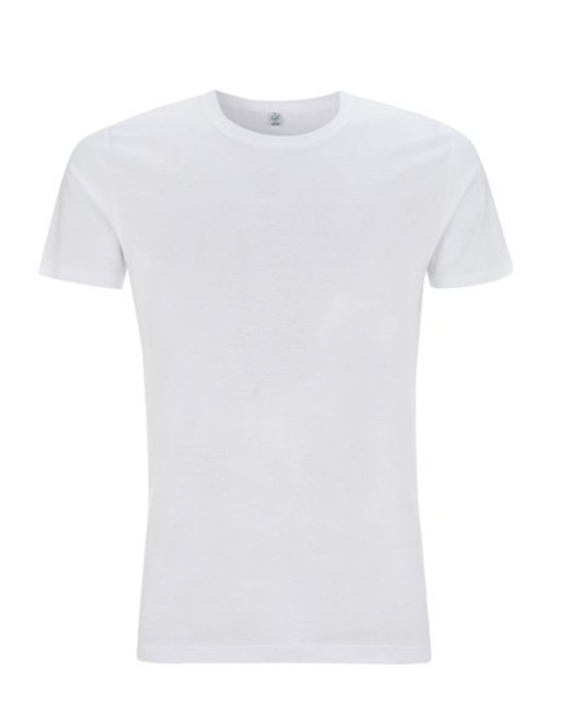 EARTH POSITIVE by Continental Clothing MEN'S SLIM FIT JERSEY T-SHIRT