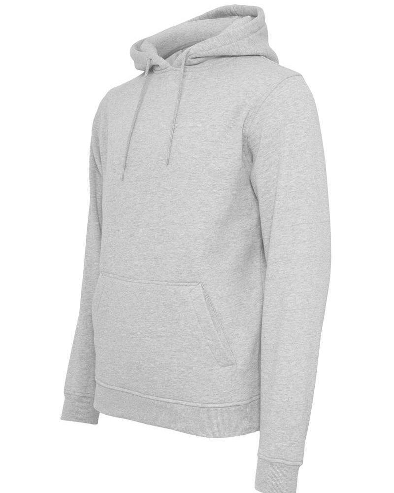 DOPE ON COTTON Hoody BYB011 heavy hoody grey