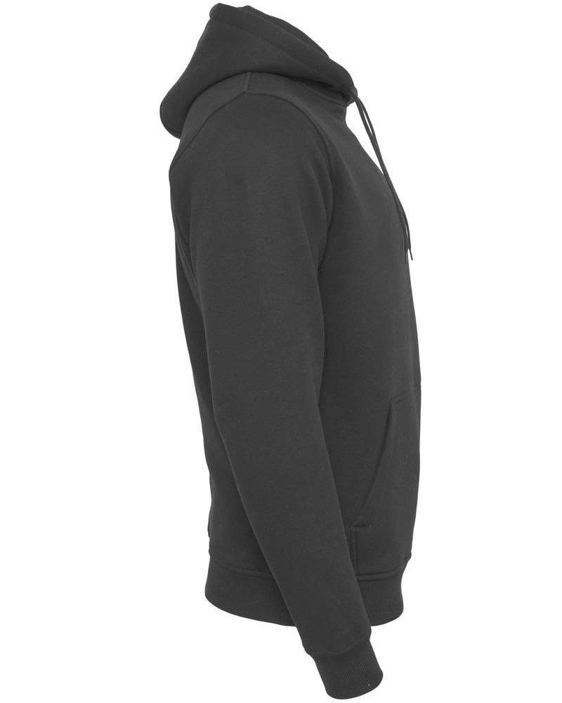 DOPE ON COTTON Hoody BYB011 heavy hoody black