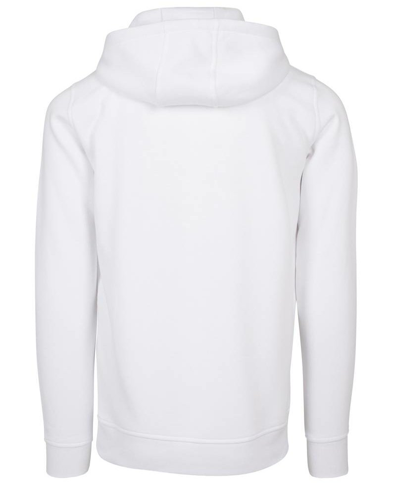 DOPE ON COTTON Hoody BYB011 heavy hoody white