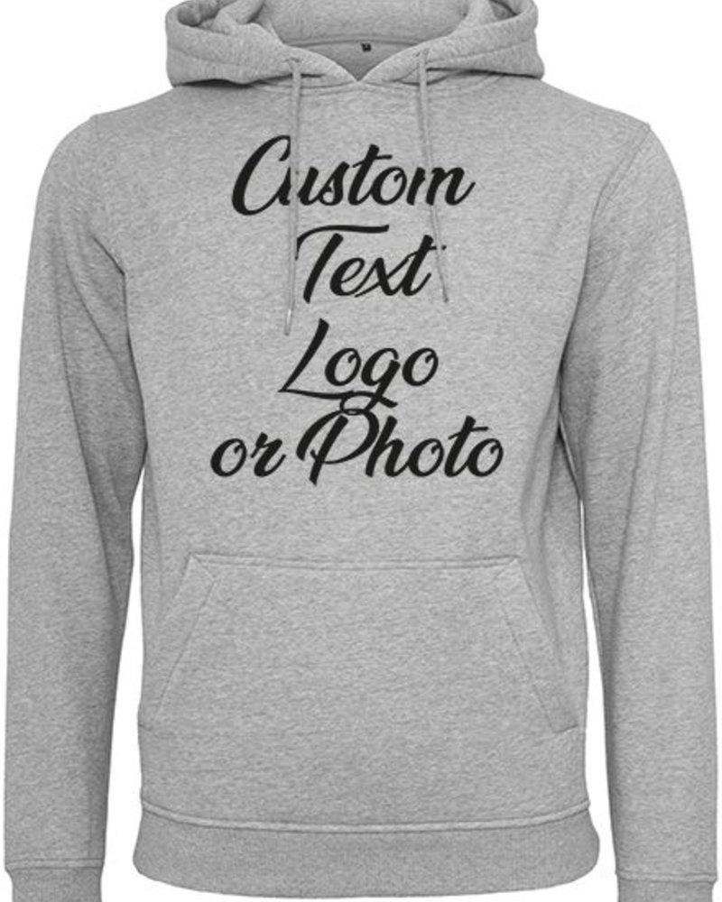 DOPE ON COTTON Premium Hooded Sweat Custom Printed