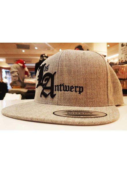 AW ANTWERP Los Antwerp snapback 3d  LA