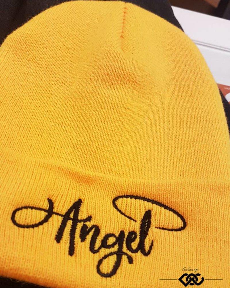 Angels Gold beanie