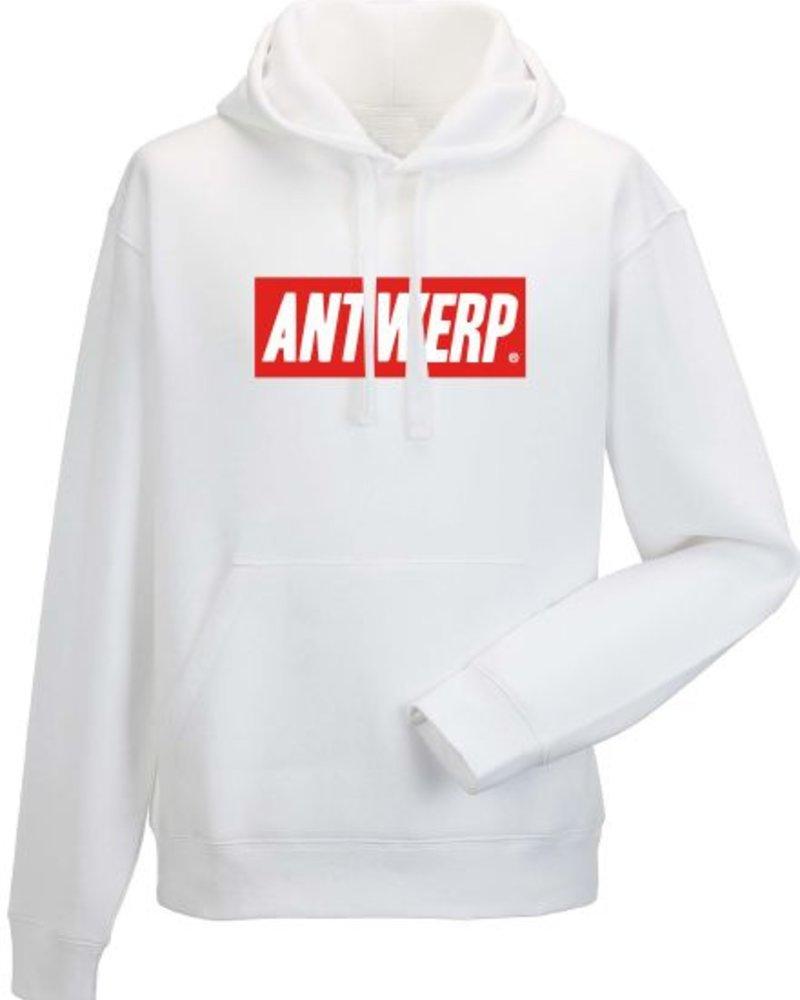 AW ANTWERP Hoodie ANTWERP red box