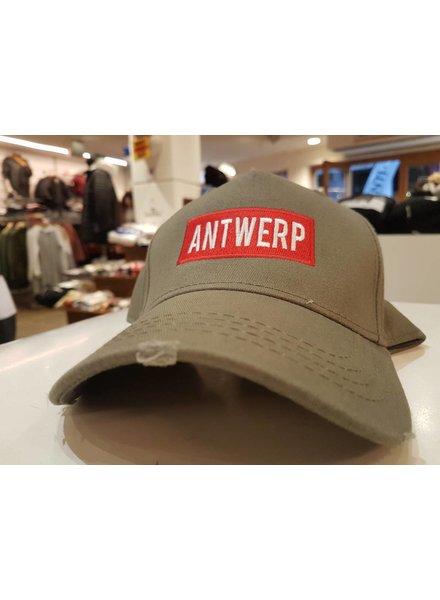 AW ANTWERP Cargo cap ANTWERP redbox