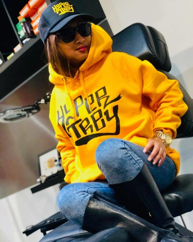 DOPE ON COTTON Premium hoodie HTRY