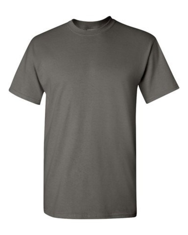 GILDAN Basic T-shirt Charcoal
