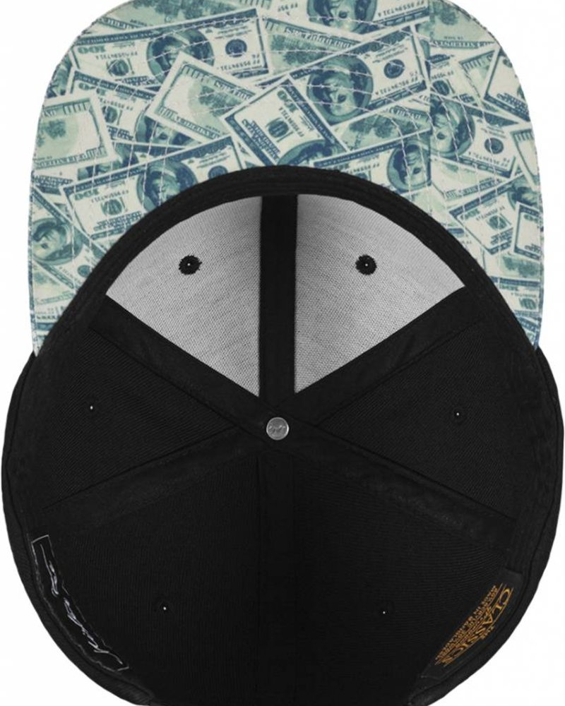 DOPE ON COTTON Dollar Snapback
