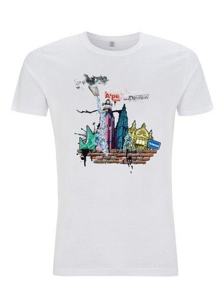 AW ANTWERP AW Classics // Diamonds city T-shirt