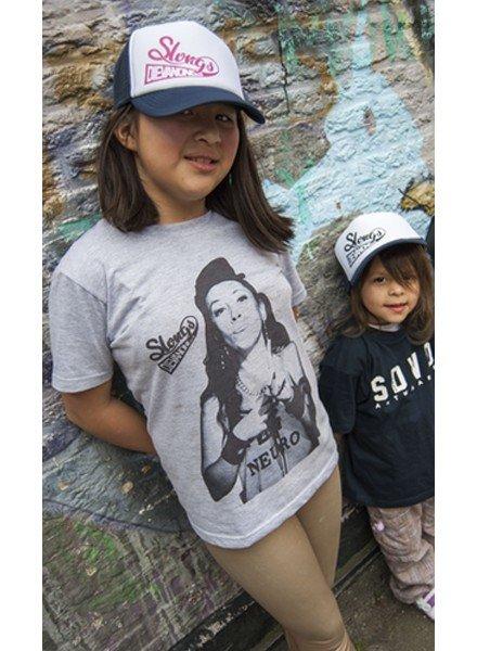 SLONGSDIEVANONGS Kids T-shirt Slongs 1/2 Neuro