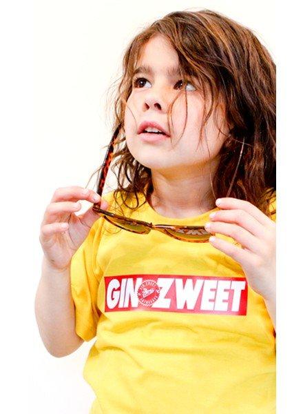 SLONGSDIEVANONGS Kids T-shirt Gin Zweet