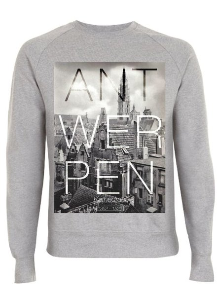 AW ANTWERP AW Vintage kathedraal crewneck