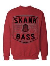 DOPE ON COTTON Skank N Bass Merchandise Crewneck - SNB Rave Music