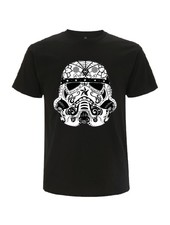 DOPE ON COTTON DOC Stormtrooper del Muerto Organic T-shirt