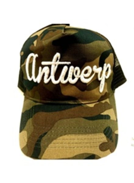 DOPE ON COTTON Antwerp 3D Camo Trucker