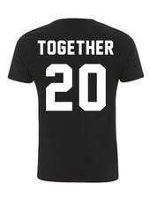 DOPE ON COTTON Men T-shirt Together