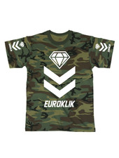 EUROKLIK EUROKLIK Premium camo T-shirt